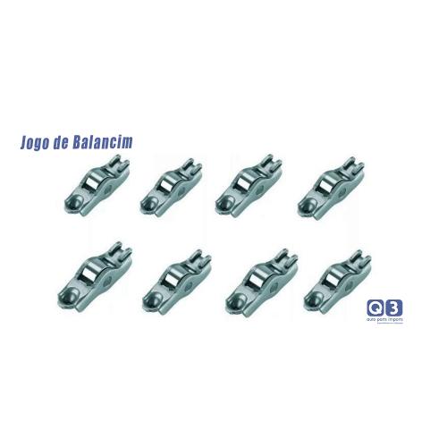 Jogo de Balancim Ford Zetec Rocam 1.0 e 1.6 8V Novo