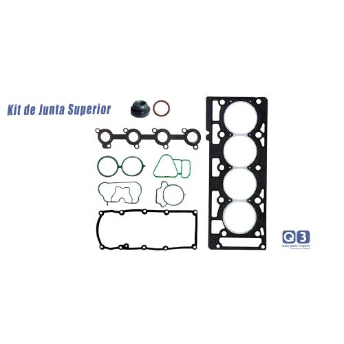 kit de junta superior do motor Ford Zetec Rocam 1.6 8V Novo