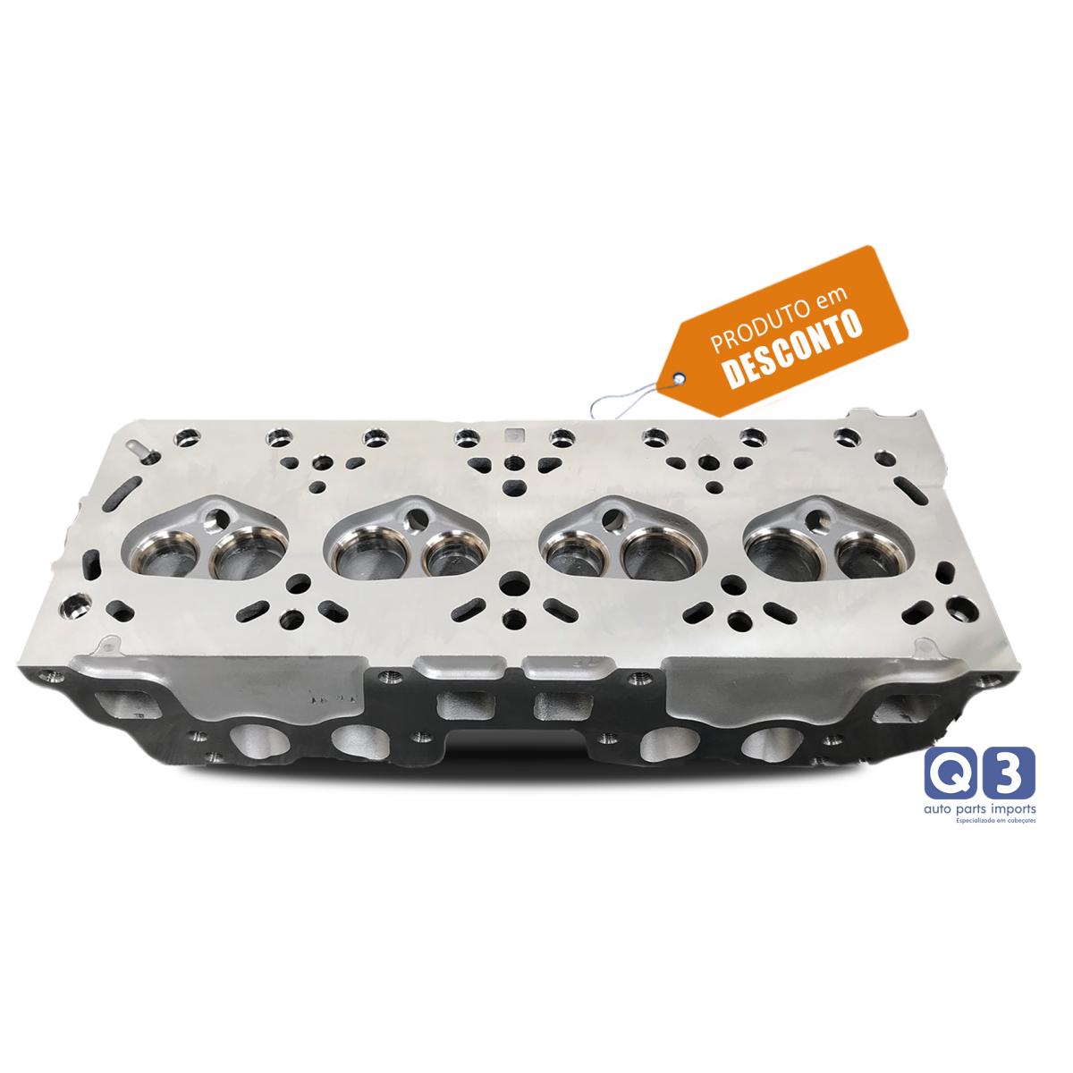 Cabeçote Nissan Empilhadeira Forklift K25 / Ka24 / K21 Novo (11040-FY501)