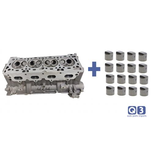 Cabeçote Cruze 1.8 16V motor ECOTEC Novo + Tuchos Novos