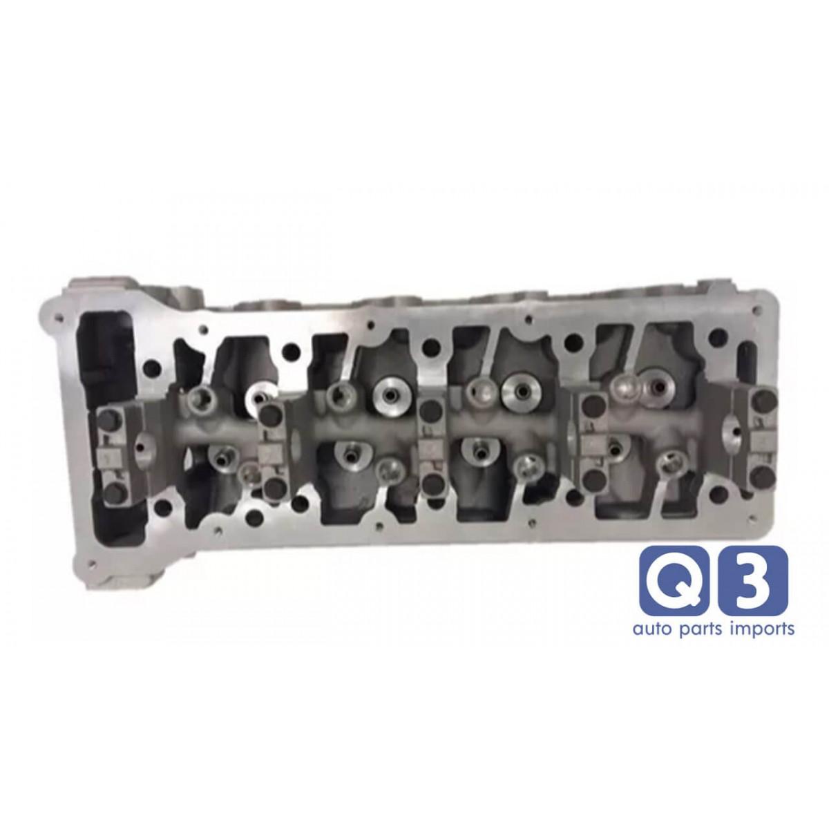 Cabeçote Motor Zetec Rocam 1.0 8V Gasolina/Flex de 2000 até 2014